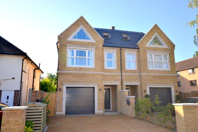 Thumbnail Semi-detached house for sale in Sycamore Grove, New Malden