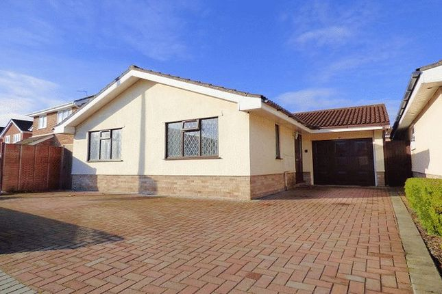 Thumbnail Detached bungalow for sale in Ebdon Road, Weston-Super-Mare