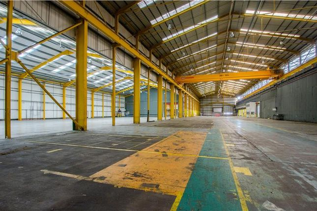 Thumbnail Light industrial for sale in Freehold Commercial Property With Yard Area, Unit 1, Nine Bridges Industrial/Commercial Park, Shrewsbury, Shropshire