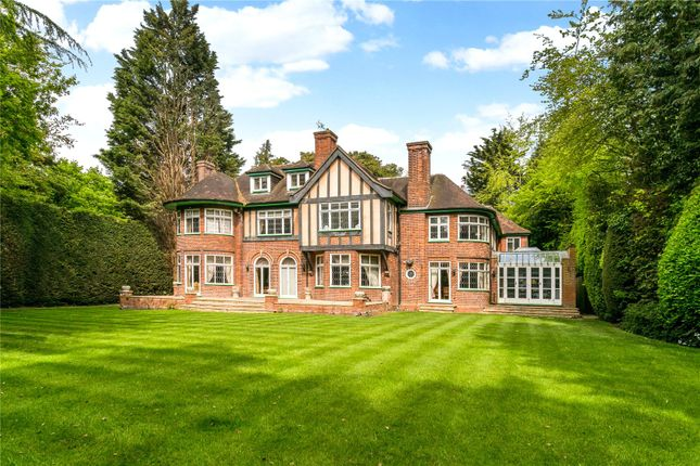 Thumbnail Detached house for sale in Temple Gardens, Moor Park, Hertfordshire