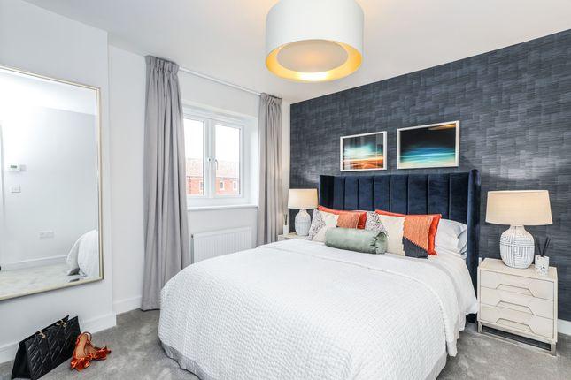 1 bedroom semi-detached house for sale in The Kingsbury At Birnam Mews, Oak Road, Stratford-Upon-Avon