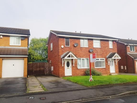 Thumbnail 2 bed semi-detached house for sale in Coulby Manor Farm, Coulby Newham, Middlesbrough, North Yorkshire
