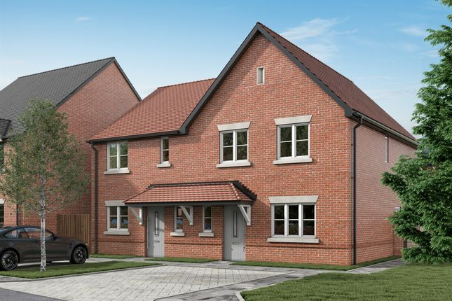 Thumbnail Semi-detached house for sale in Summer Meadow, Cowfold, Horsham
