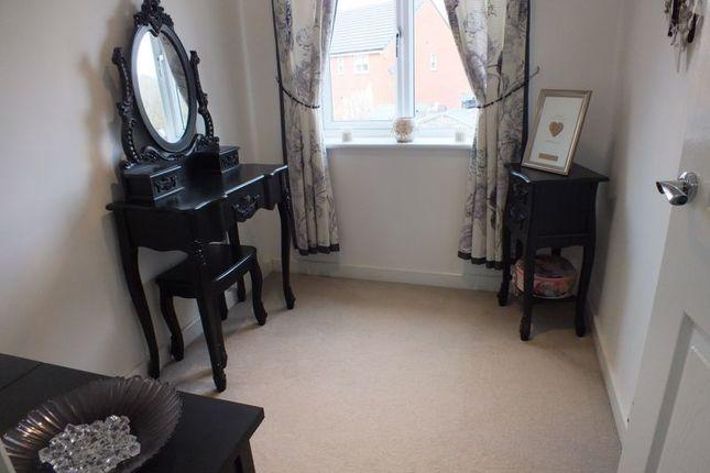 Bedroom Three of Sandiacre Avenue, Sandyford, Stoke-On-Trent ST6