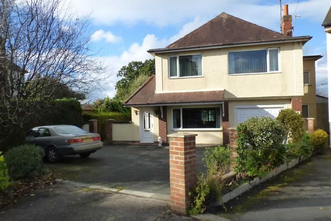 Thumbnail Detached house for sale in Congleton Road, Sandbach