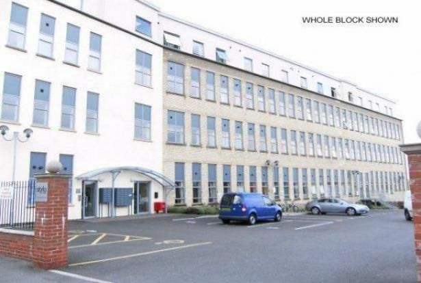 Thumbnail Flat to rent in Freehold Street, Northampton, Northamptonshire