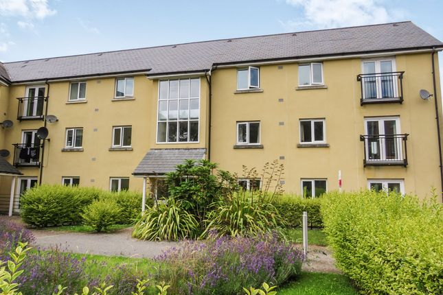Flat for sale in Tovey Crescent, Plymouth