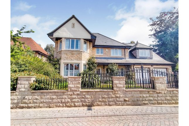Thumbnail Detached house for sale in Alwoodley Gates, Leeds