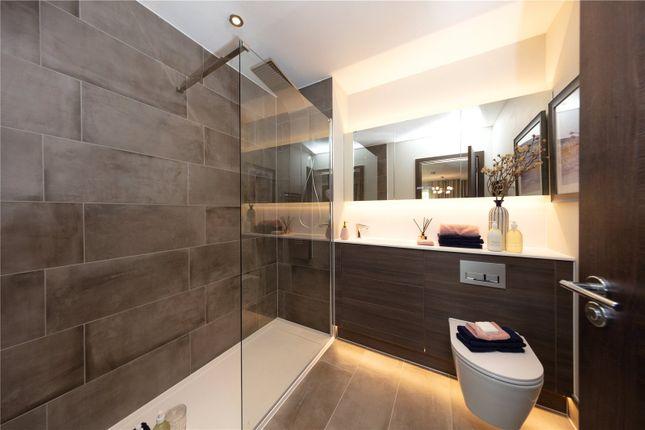 Example En Suite of Station Road, Cambridge CB1