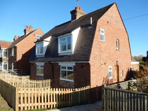 Thumbnail Semi-detached house for sale in Hawkhurst Road, Cranbrook, Kent, Uk
