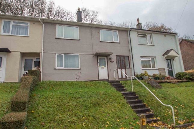 Front of Tintagel Crescent, Plymouth PL2