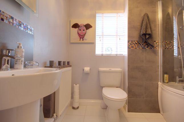 Bathroom of Kingswood Close, Whiteley, Fareham PO15