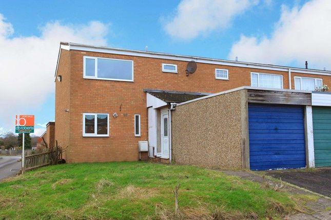 Thumbnail Semi-detached house for sale in Burnside, Brookside, Telford