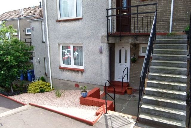 Thumbnail Flat to rent in Back O` Yards, Inverkeithing, Fife