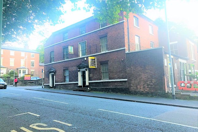 Thumbnail Office to let in Whole Building, Mic House, 8 Queen Street, Newcastle-Under-Lyme, Staffordshire