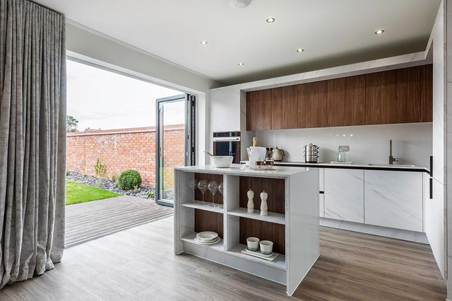 """Thumbnail Detached house for sale in """"The Amersham"""" at Myton Green, Europa Way"""