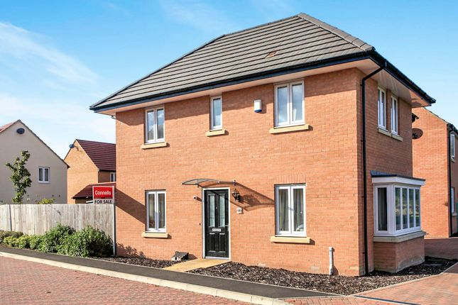 Thumbnail Detached house for sale in Herald Way, Peterborough