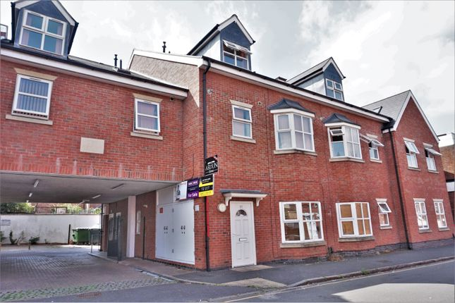 Thumbnail Flat for sale in David Road, Coventry