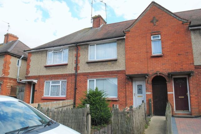 Thumbnail Terraced house for sale in Highfield Road, Rushden