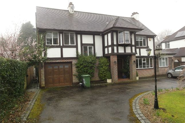Thumbnail Detached house to rent in Rickman Hill Road, Chipstead, Surrey