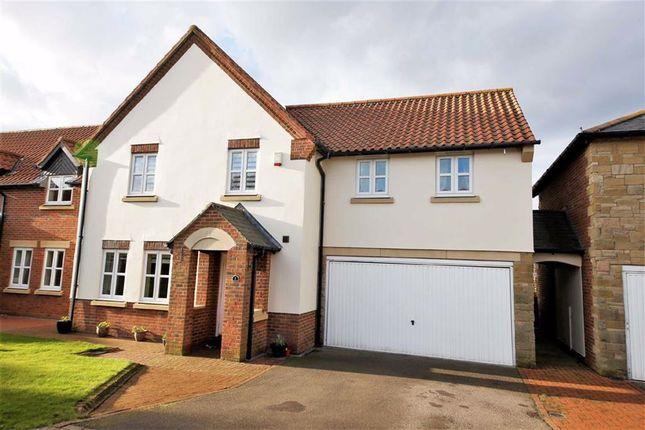 Thumbnail Link-detached house for sale in The Fold, Burdon, Sunderland