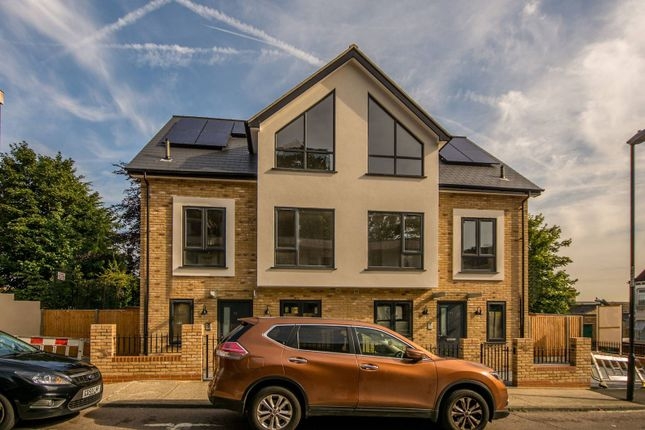 Thumbnail End terrace house for sale in Granite Street, Woolwich