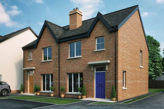 Thumbnail Semi-detached house for sale in 5, Forthill Lane, Bangor