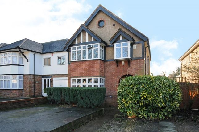 Thumbnail Maisonette for sale in Edgware, Middlesex
