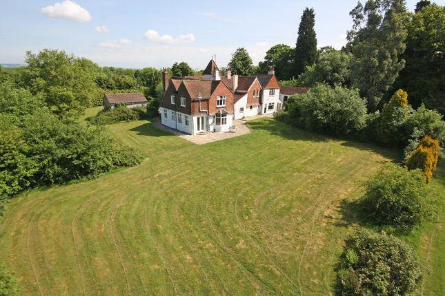 Thumbnail Detached house for sale in Partridge Lane, Rusper, Horsham