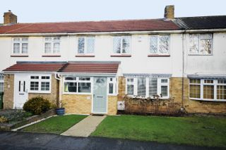 Thumbnail Terraced house for sale in Langleys, Kingswood