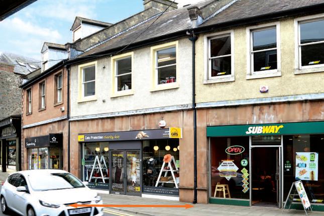 Thumbnail Retail premises for sale in George Street, Stranraer