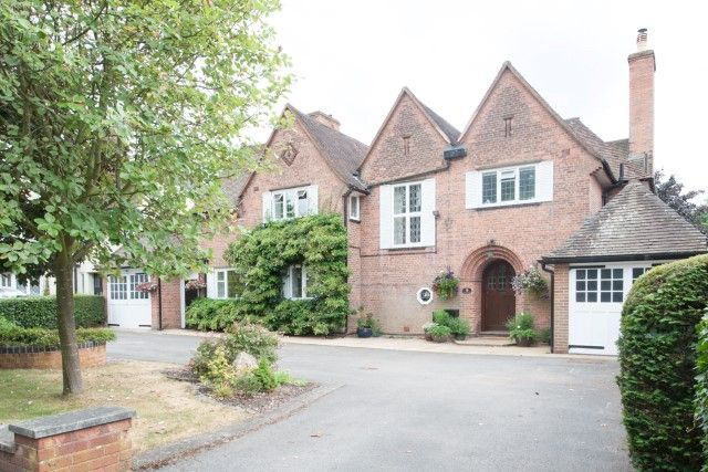 Thumbnail Detached house for sale in Greenhill Road, Sutton Coldfield