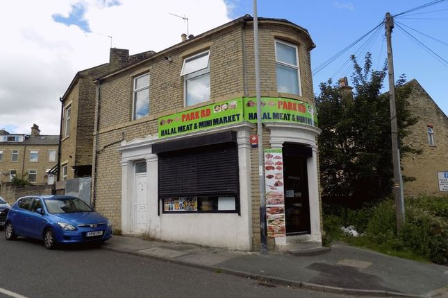 Thumbnail End terrace house for sale in Park Road, Bradford
