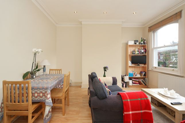 Thumbnail Flat to rent in Rostrevor Road, London
