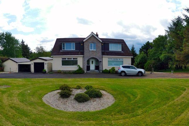 Thumbnail Detached house for sale in Brownrigg Road, Slamannan, Falkirk