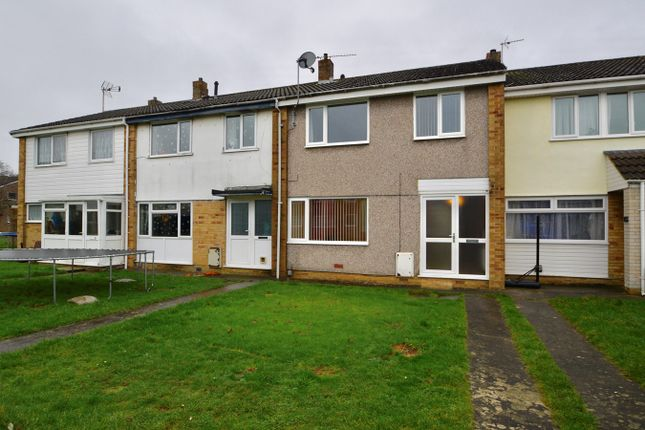 Thumbnail Terraced house to rent in Longford, Yate, Yate