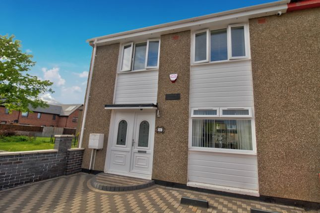 Thumbnail End terrace house for sale in Harris Terrace, Dundee