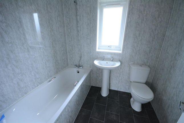 Bathroom of West Lane, Bishop Auckland DL14