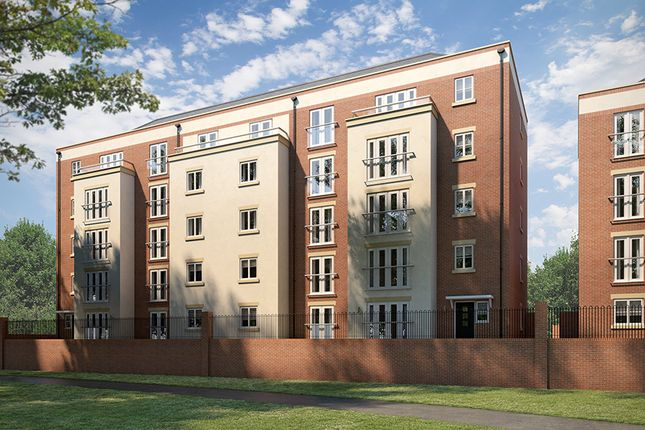 2 bedroom flat for sale in St James Park Road, Northampton
