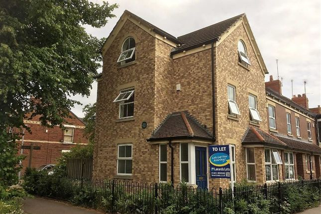 Thumbnail Terraced house to rent in Salisbury Street, Hull