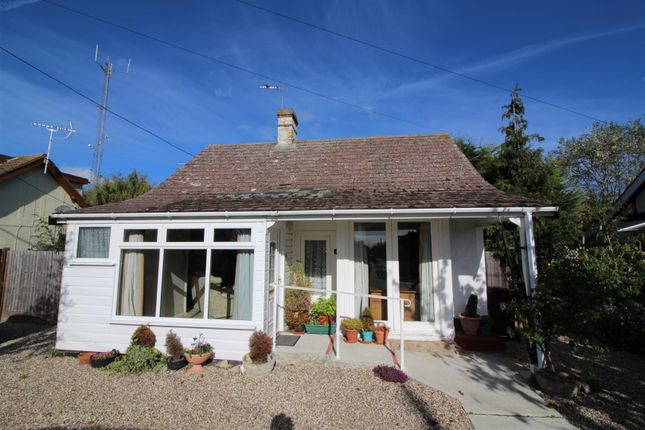 Thumbnail Detached bungalow for sale in Stanford Road, Canvey Island