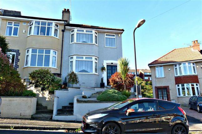 Thumbnail End terrace house for sale in Lodway Road, Brislington, Bristol