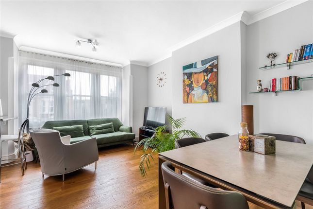 Thumbnail Flat to rent in Wyneham Road, Herne Hill, London