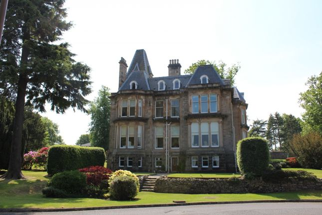 Thumbnail Flat for sale in Snowdon Place, Stirling
