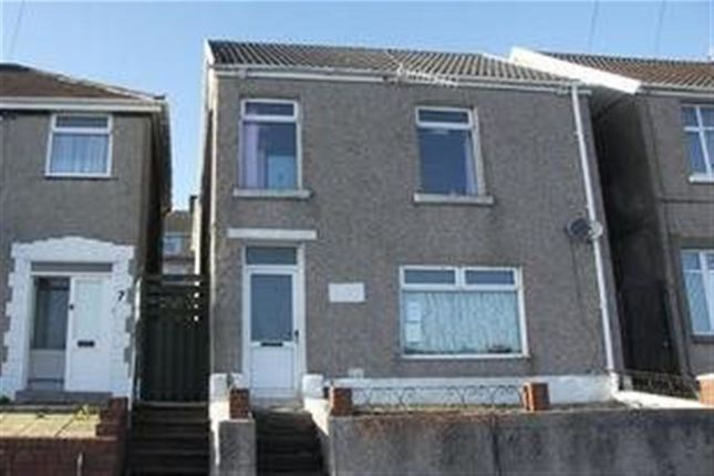 Thumbnail Property to rent in Emlyn Terrace, Plasmarl, Swansea.