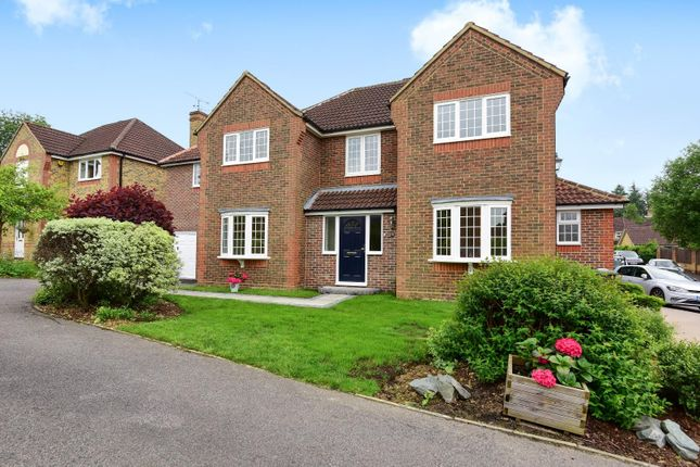 Thumbnail Detached house for sale in Wagtail Close, Horsham