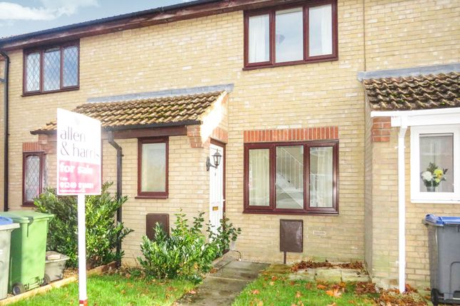 Thumbnail Terraced house for sale in Foxglove Way, Calne