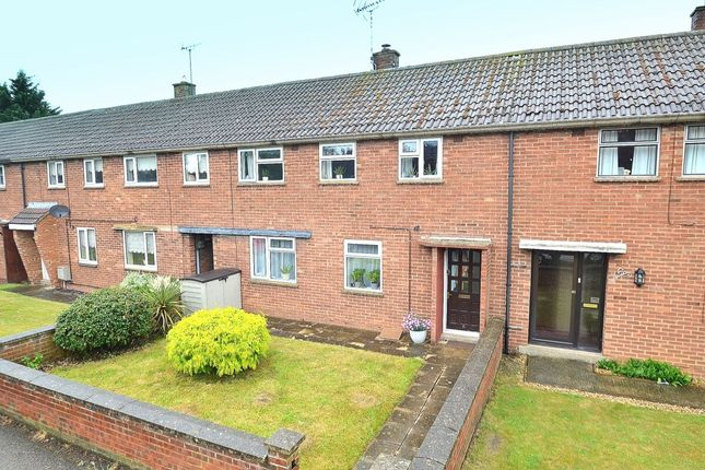 3 bed terraced house for sale in West Street, Woodford, Kettering NN14