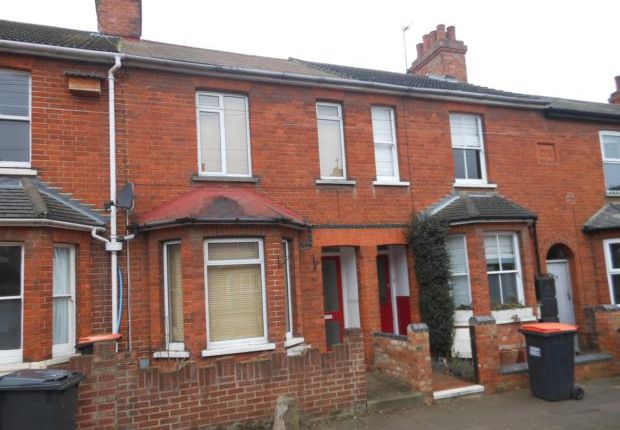 Thumbnail Terraced house to rent in Dudley Street, Bedford