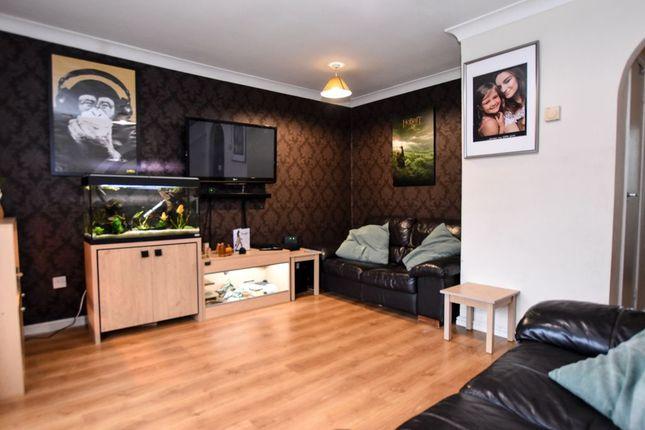 Living Room of Kildare Close, Bordon GU35